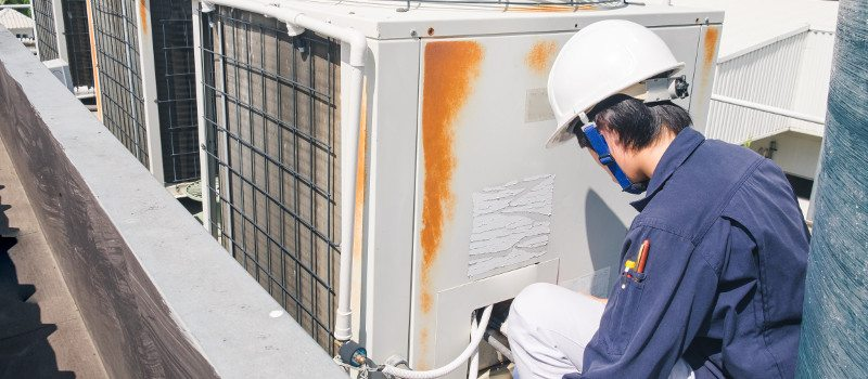 Heating Contractors in Salisbury, North Carolina