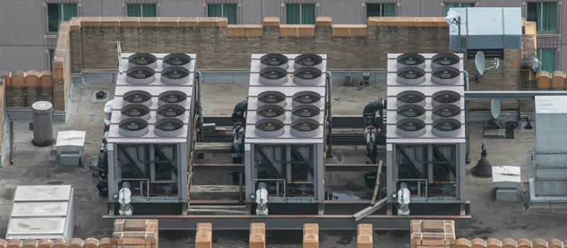 Commercial Air Conditioners in Salisbury, NC